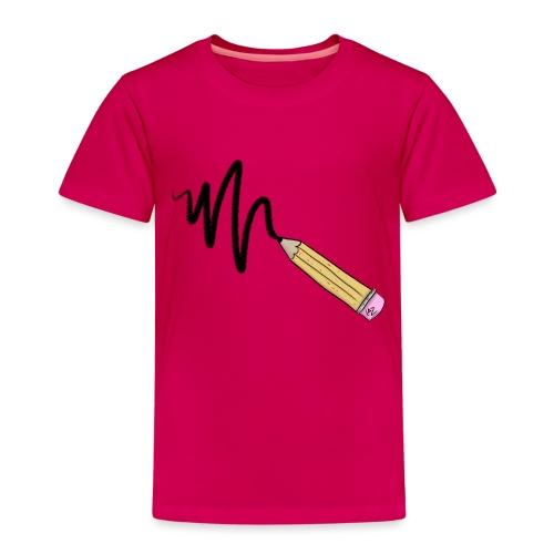 CRAYON - T-shirt Premium Enfant