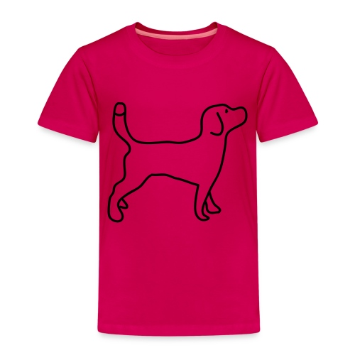 Beagle - Kinder Premium T-Shirt