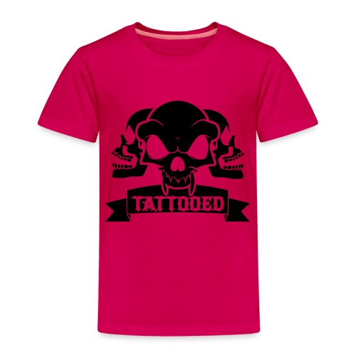 TATTOOED - Kids' Premium T-Shirt