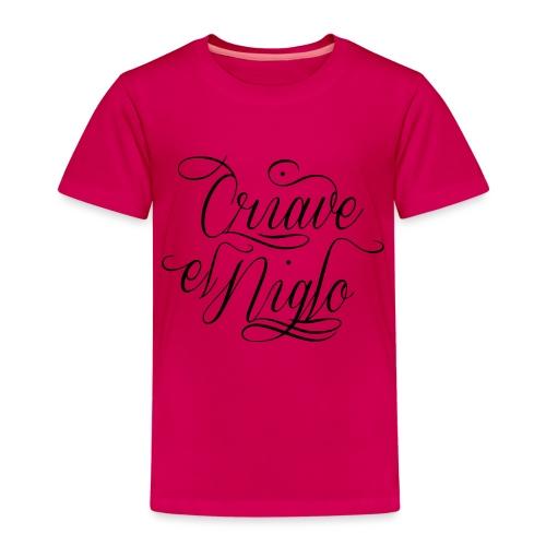 Chicano Letter - T-shirt Premium Enfant