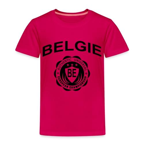 België - Kinderen Premium T-shirt