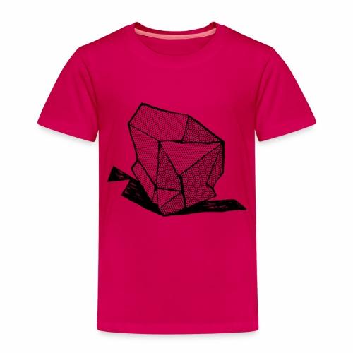 ROCK No 1 b w - Kinderen Premium T-shirt