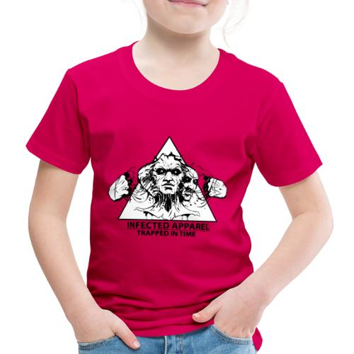 Infected design - Kids' Premium T-Shirt