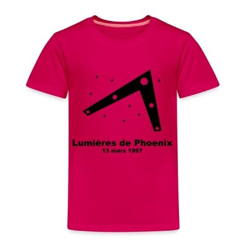 OVNI Lumieres de Phoenix - T-shirt Premium Enfant