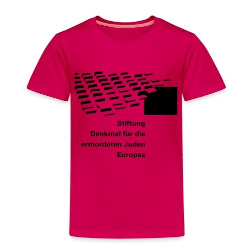 logo stiftung 1f - Kinder Premium T-Shirt