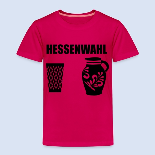 Hessenwahl Apfelwein - Kinder Premium T-Shirt