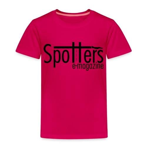 SPlogoNero - Maglietta Premium per bambini