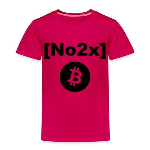 Bitcoin [No2x] - T-shirt Premium Enfant