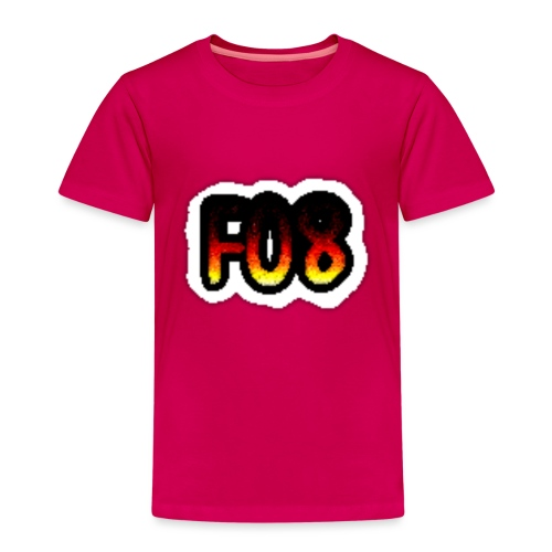 yt logo stor - Premium T-skjorte for barn
