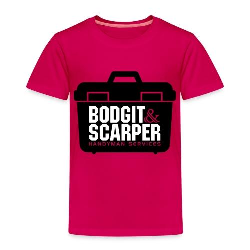 Bodgit & Scarper - Kids' Premium T-Shirt
