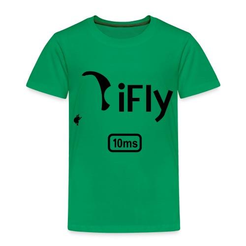 Paragliding iFly 10ms - Kids' Premium T-Shirt