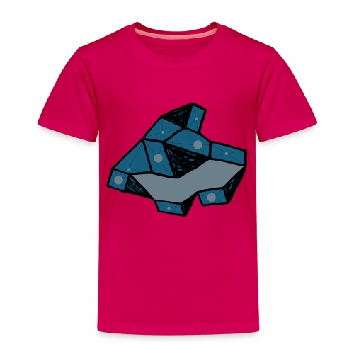 dot rock - Kinderen Premium T-shirt