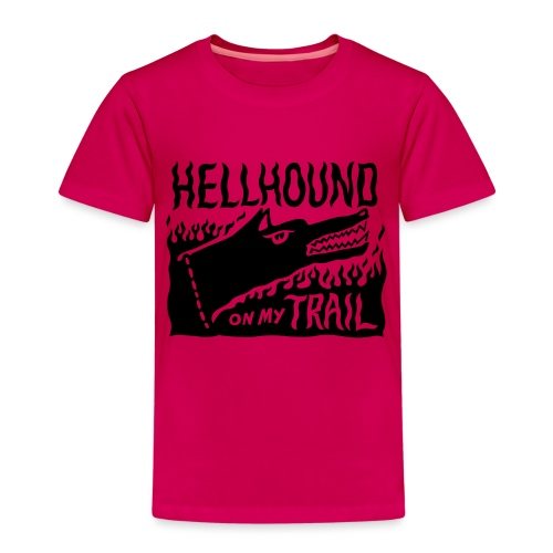 Hellhound on my trail - Kids' Premium T-Shirt