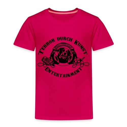 tdklogoschwarz 3 - Kinder Premium T-Shirt