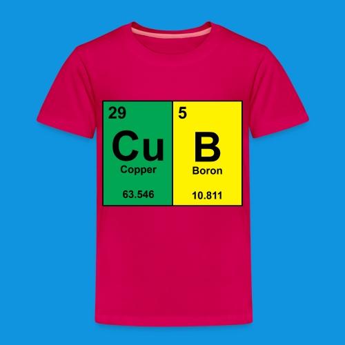 Science Cub Tee - Kids' Premium T-Shirt
