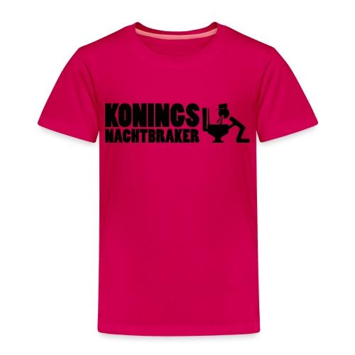 Koningsnachtbraker - Kinderen Premium T-shirt