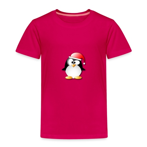Mr Penguin - Kids' Premium T-Shirt