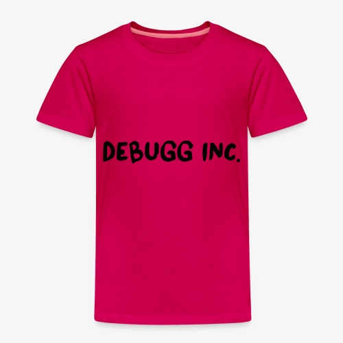 Debugg INC. Brush Edition - Kids' Premium T-Shirt