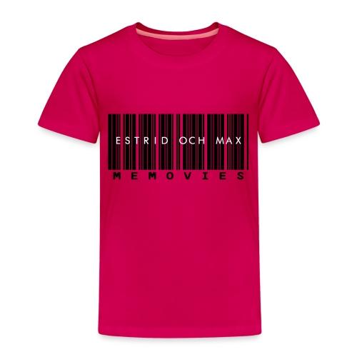 me movies streckkod - Premium-T-shirt barn