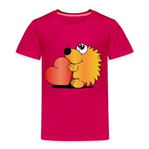 Igelchen - Kinder Premium T-Shirt