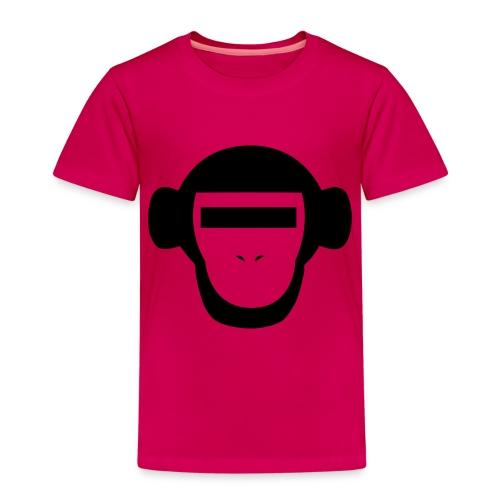 aap 1 balk - Kinderen Premium T-shirt