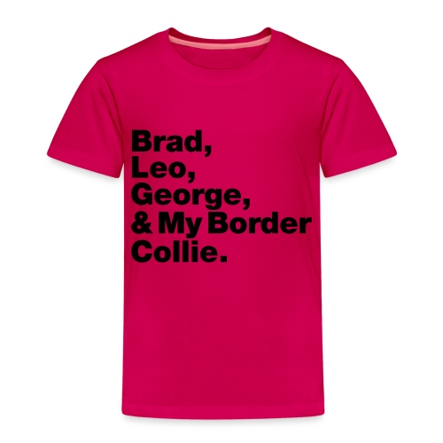 & My Border Collie - T-shirt Premium Enfant