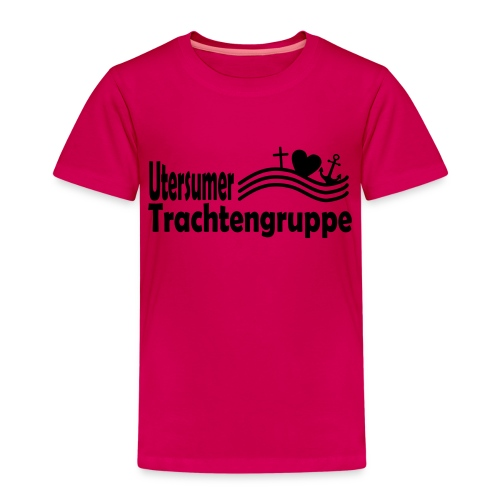 trachtengruppe logo - Kinder Premium T-Shirt