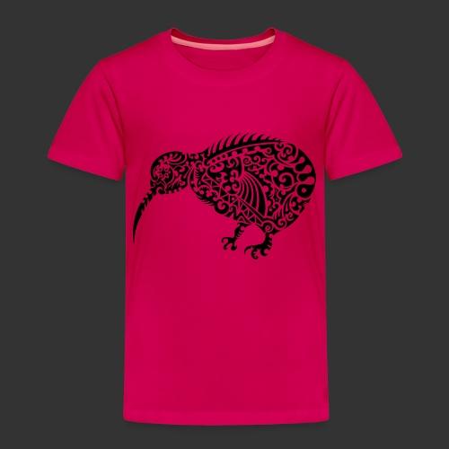Kiwi Maori - Kinder Premium T-Shirt