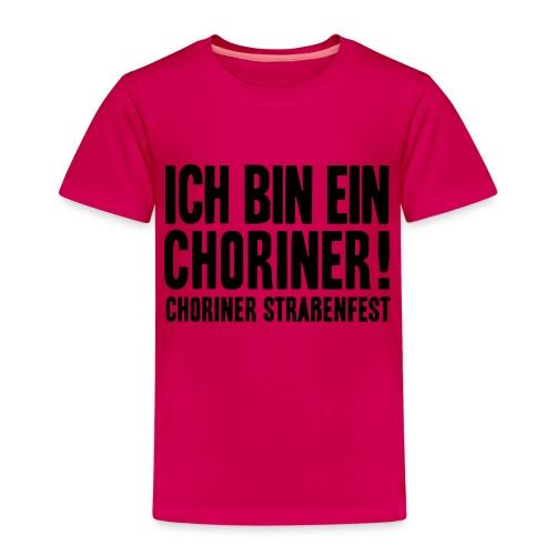 Ich bin ein Choriner! - Kinder Premium T-Shirt