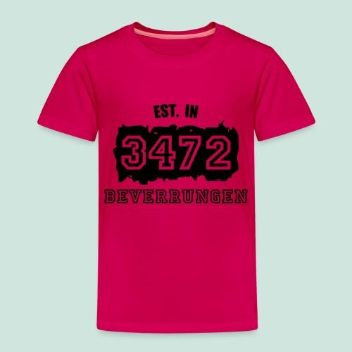 Established 3472 Beverungen - Kinder Premium T-Shirt