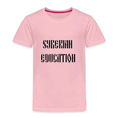 Russia Russland Syberian Education - Kids' Premium T-Shirt