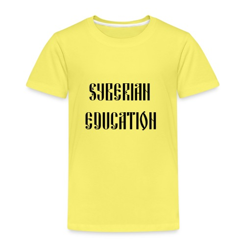 Russia Russland Syberian Education - Kids' Premium T-Shirt