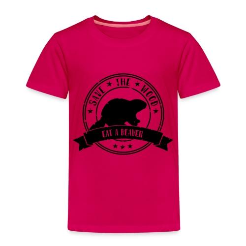 Save the wood - Kinderen Premium T-shirt