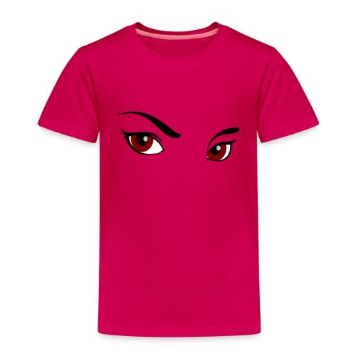 augen1 - Kinder Premium T-Shirt