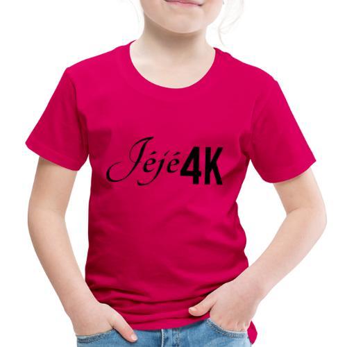 Le slip officiel Jéjé4K - T-shirt Premium Enfant