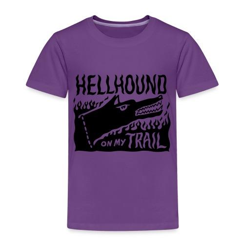 Hellhound on my trail - Kids' Premium T-Shirt