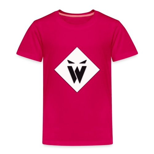 Wollefication T-Shirt Ny Loga - Premium-T-shirt barn
