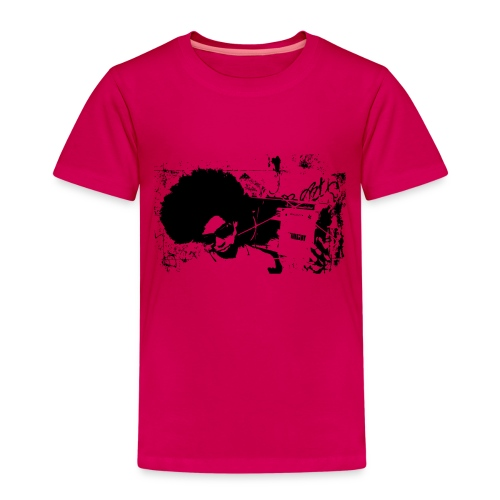 Street Music - Kids' Premium T-Shirt