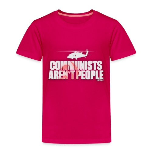 Communists aren't People (White) - Kids' Premium T-Shirt