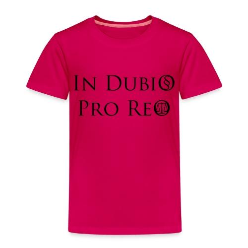 In Dubio pro Reo - Kinder Premium T-Shirt