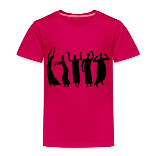 Eurythmie Figuren - Kinder Premium T-Shirt