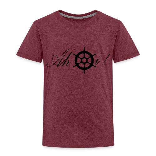 Ahoi - Kinder Premium T-Shirt