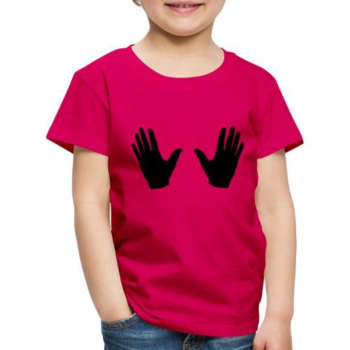 Hände - Kinder Premium T-Shirt