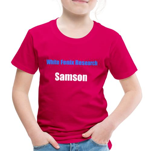 WFR Samson - T-shirt Premium Enfant