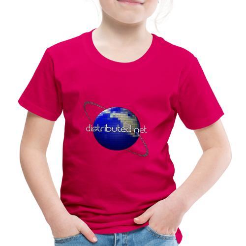 full logo border - Kids' Premium T-Shirt