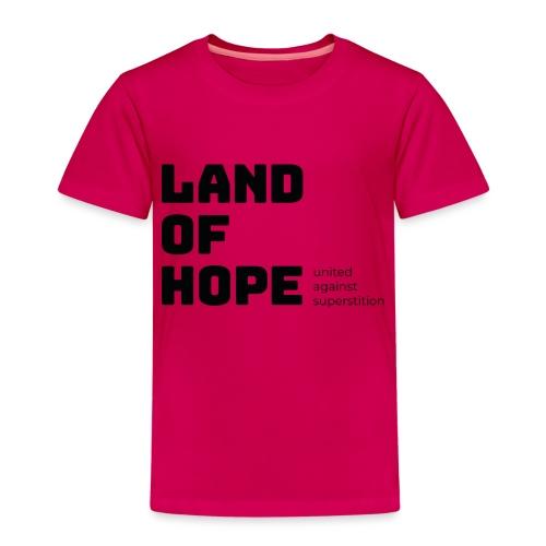 Land of Hope - Børne premium T-shirt