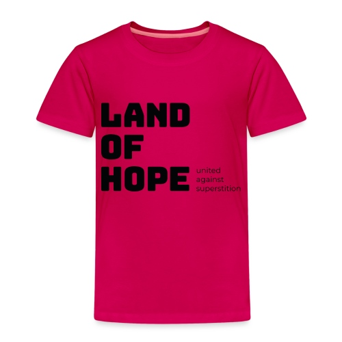 Land of Hope - Kids' Premium T-Shirt