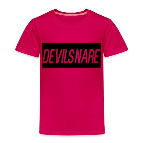 Devilsnare555's blood red hoody - Kids' Premium T-Shirt