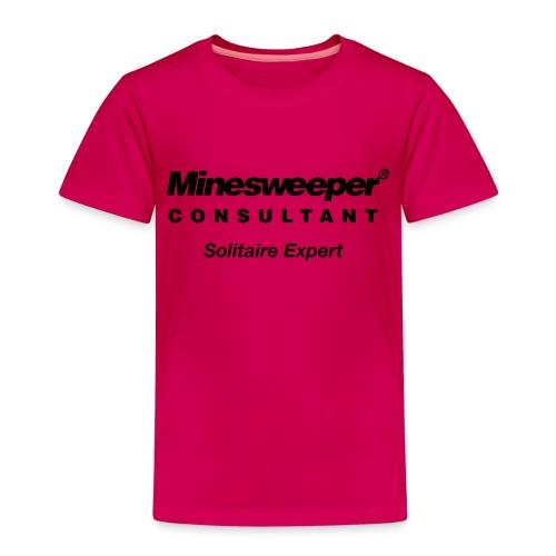 minesweeper - Kinder Premium T-Shirt