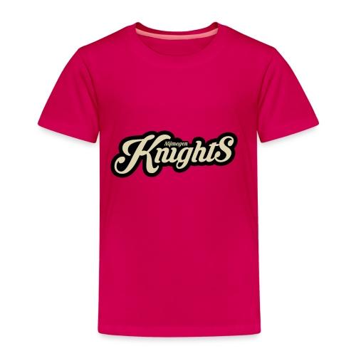 classic logo - Kinderen Premium T-shirt
